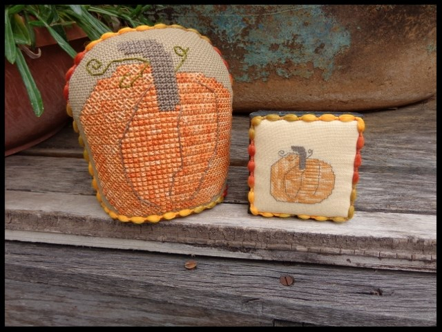 Faithwurks Designs - Petite to Grande Series - Pumpkin Grande