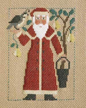Prairie Schooler - 2001 Santa
