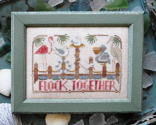 Hands On Design - To The Beach - Flock Together