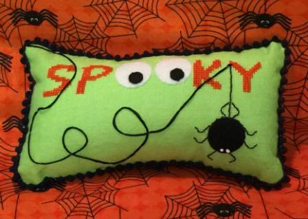 Needle Bling Designs - Spooky - Limited Edition Kit