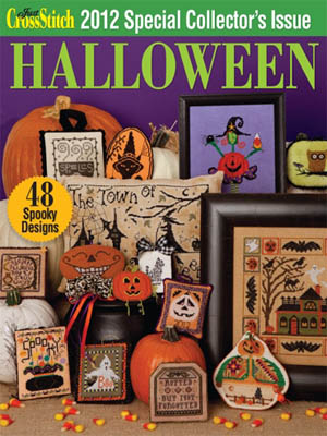Just Cross Stitch - 2012 Special Collector's Halloween Issue