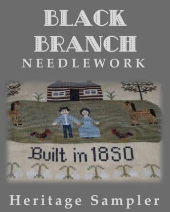 Black Branch Needlework - Heritage Sampler