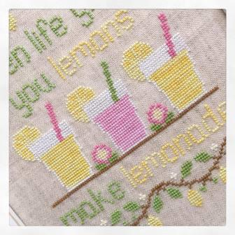 Country Cottage Needleworks - Make Lemonade!