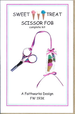 Faithwurks Designs - Sweet Treat Scissor Fob Kit