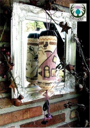 Thistles - Halloween Cone