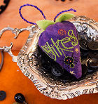 Erica Michaels Needleart Designs - Silk Berry Collection - Yikesberry