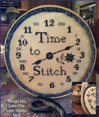 NeedleWorkPress - Time to Stitch