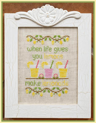 Country Cottage Needleworks - Make Lemonade