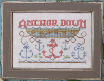 Hands On Design - To The Beach - Anchor Down