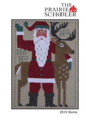 Prairie Schooler - 2016 Santa