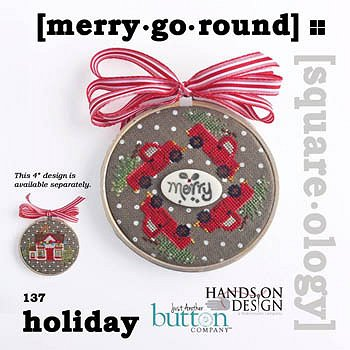 Hands On Design & Just Another Button Company - Square.ology - Merry.go.round
