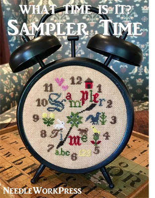 NeedleWork Press - Sampler Time