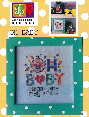 Amy Bruecken Designs - Oh Baby