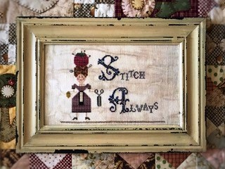 Lucy Beam Love in Stitches - Stitch Always
