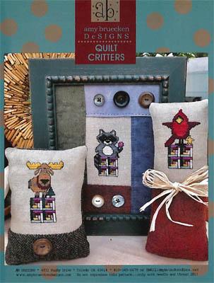 Amy Bruecken Designs - Quilt Critters
