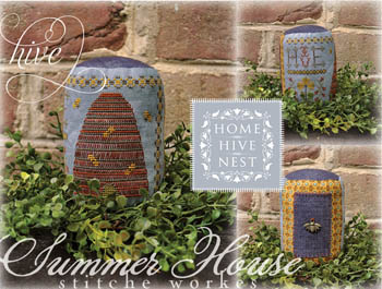 Summer House Stitche Workes - Home.Hive.Nest Part 2 - Hive