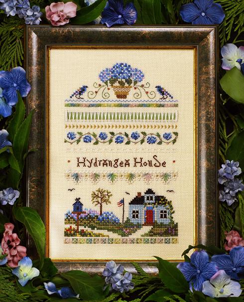 Victoria Sampler - Hydrangea House Sampler