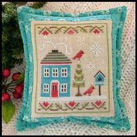 Country Cottage Needleworks - Snow Place Like Home - Snow Place 4
