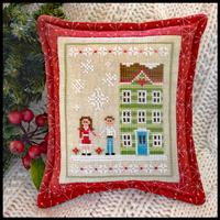 Country Cottage Needleworks - Snow Place Like Home - Snow Place 5-Country Cottage Needleworks - Snow Place Like Home - Snow Place 5