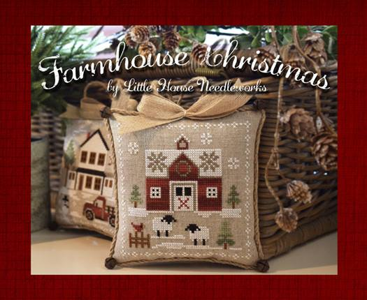 Little House Needleworks - Farmhouse Christmas