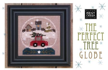 Bent Creek - The Perfect Tree - Snow Globe Kit-Bent Creek - The Perfect Tree - Snow Globe Kit, Christmas,