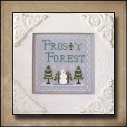 Country Cottage Needleworks - Frosty Forest - Part 9 of 9 - Frosty Forest