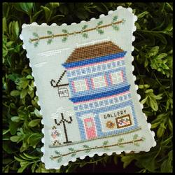 Country Cottage Needleworks - Main Street - Part 5 - Art Gallery