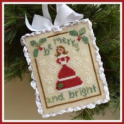 Country Cottage Needleworks - Classic Collection - 12 of 12 - Be Merry