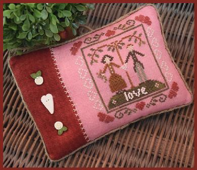Little House Needleworks - All Dolled Up - Part 2 - Loving You