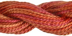DMC - Color Variations Pearl Cotton - Size 5 - #4130 Chilean Sunset