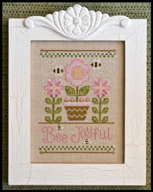 Country Cottage Needleworks - Bee Joyful