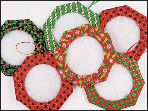 Yarn Tree - Christmas Tucks - 2