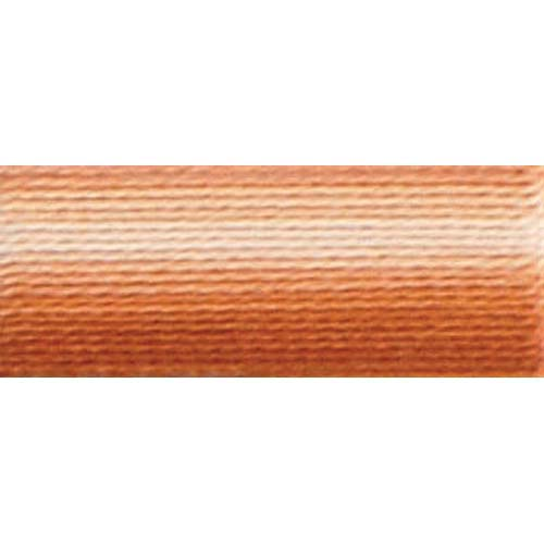 DMC - Pearl #5 Cotton Skein - 0105 Variegated Tan/Brown