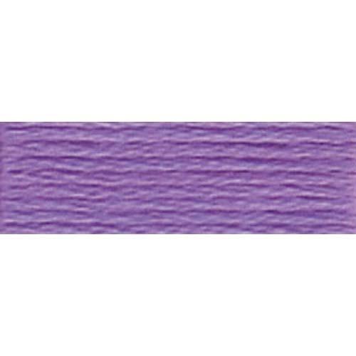 DMC - Pearl #5 Cotton Skein - 0208 Very Dk. Lavender
