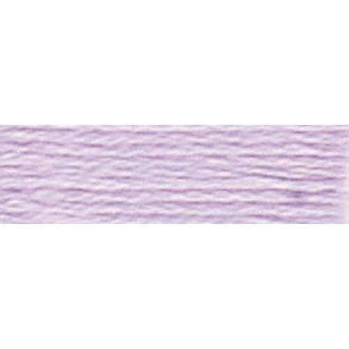 DMC - Pearl #5 Cotton Skein - 0210 Med. Lavender