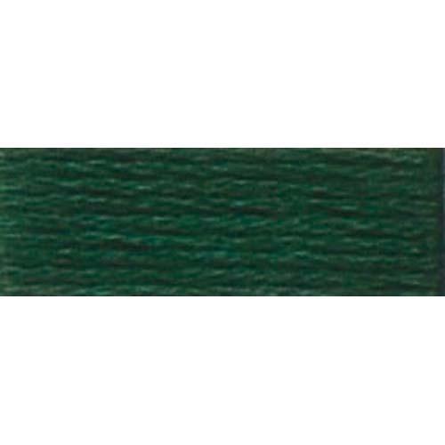 DMC - Pearl #5 Cotton Skein - 0319 Very Dk. Pistachio Green