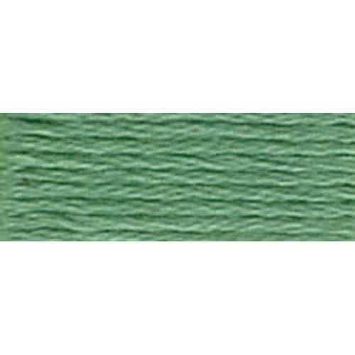 DMC - Pearl #5 Cotton Skein - 0320 Med. Pistachio Green