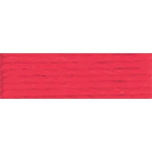 DMC - Pearl #5 Cotton Skein - 0321 Red