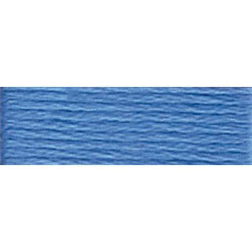 DMC - Pearl #5 Cotton Skein - 0322 Dk. Dk. Baby Blue