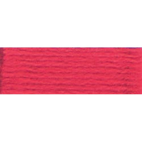 DMC - Pearl #5 Cotton Skein - 0326 Very Dk. Rose