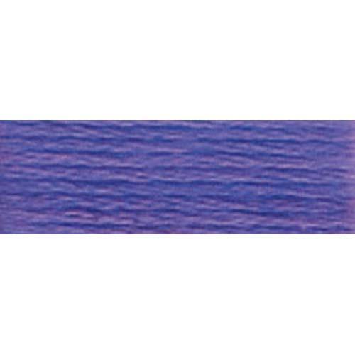 DMC - Pearl #5 Cotton Skein - 0333 Very Dk. Blue Violet