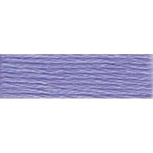 DMC - Pearl #5 Cotton Skein - 0340 Med. Blue Violet