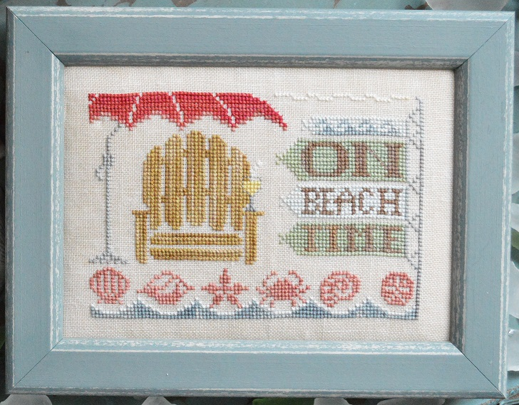 Hands On Design - To the Beach - On Beach Time