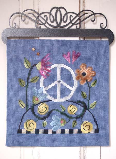 SamSarah Design Studio - Over the Hill - Part 8 -  Find Peace