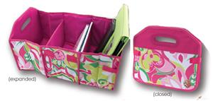 Margaret Josephs - MacBeth Collection - Foldaway Trunk Organizer
