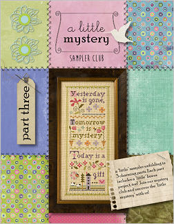 Lizzie Kate - A Little Mystery Sampler - Part 3