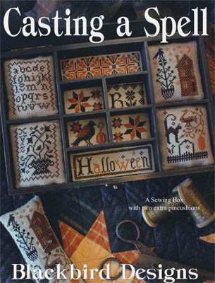 Blackbird Designs - Casting a Spell - Cross Stitch Patterns