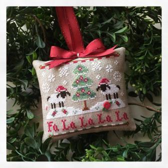 Country Cottage Needleworks - Classic Collection - 11 of 12 - Fa La La