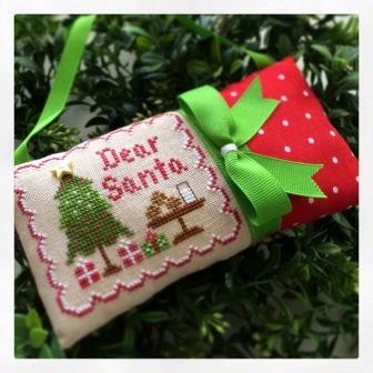 Country Cottage Needleworks - Classic Collection - 02 - Dear Santa