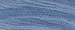 Classic Colorworks - Blue Moon -Crescent Colours, Blue Moon, #005, cross stitch, needlework threads, Hand Dyed Floss